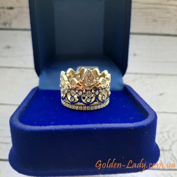 кольцо корона в киеве