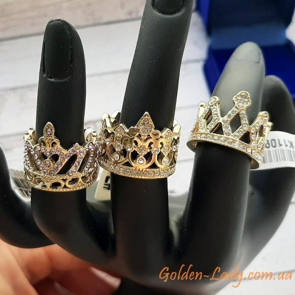 "Кольцо в форме короны ""Barbara"""