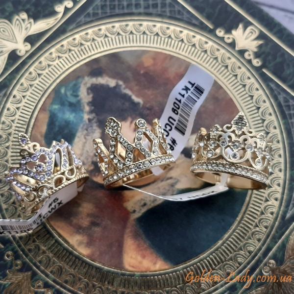 """Кольцо в виде короны """"Alice"""""""