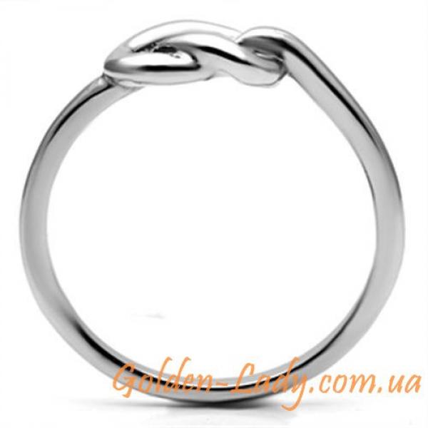 кольцо в форме узла в Киеве