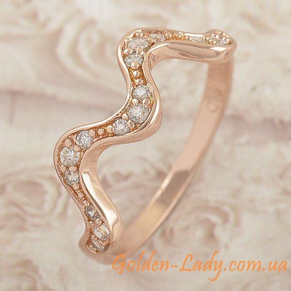 кольцо Зигзаг