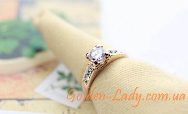 красивое помолвочное кольцо