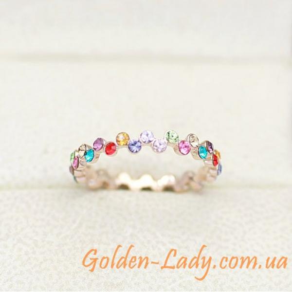 Lina Gennari - кольцо золотое тонкое