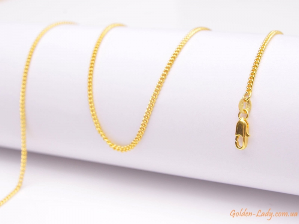 Цепочка Classic Lux, 18K Gold Filled
