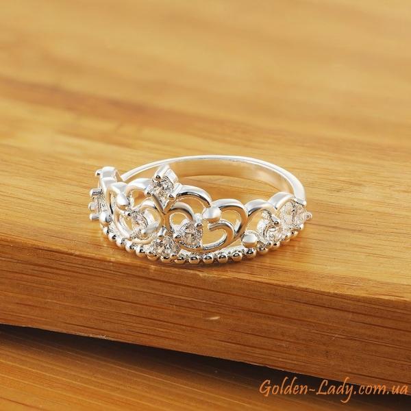 """Кольцо в виде короны """"Original"""""""