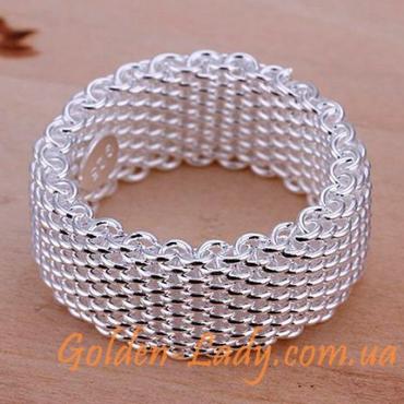 женское кольцо Тифани 925