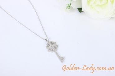 ключ Tiffany на шею