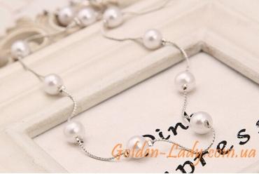 "Ожерелье с жемчужинами ""Дана"""