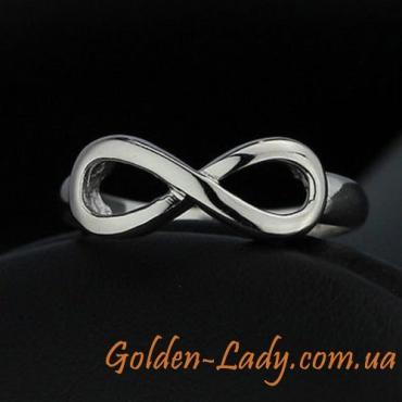 """Кольцо Бесконечность """"Infinity"""""""