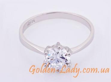 серебряное кольцо 925 с пробой