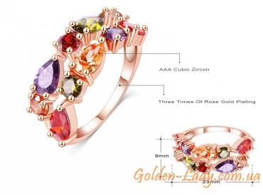 """кольцо из весеннего комплекта """"Spring"""""""