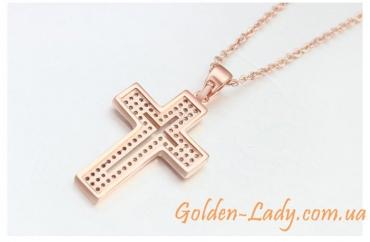 """Кулон в виде креста """"Cross"""""""