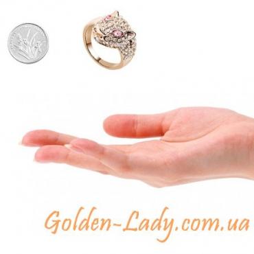 размер кольца Леопард