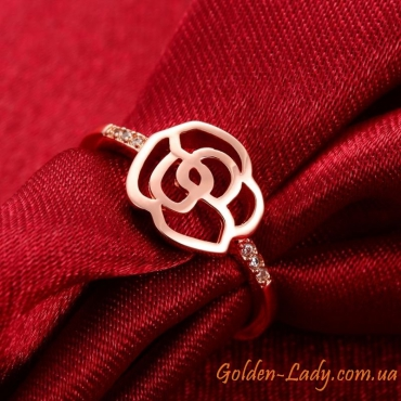 Золотое кольцо Роза