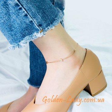 Браслет на ногу Stylish