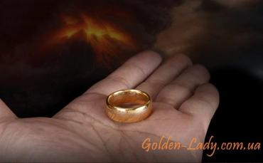 Вольфрамовые кольца Всевластья с цепочкой