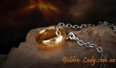 кольцо Всевластия из Вольфрама