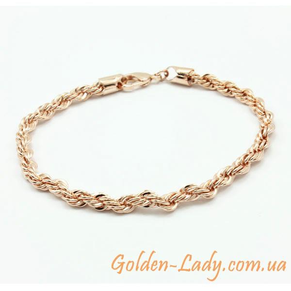 витой браслет для женщин